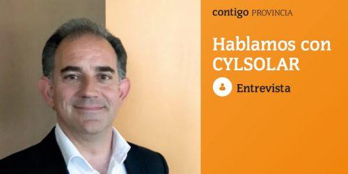 Entrevista al presidente de CYLSOLAR en la revista de SODEBUR
