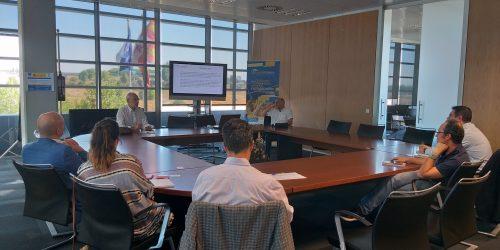 Presentación del proyecto de innovación del grupo operativo AGROEFICIENCIA