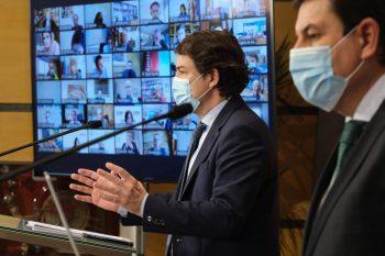 CYLSOLAR asiste al encuentro telemático con el presidente de la Junta de Castilla y León sobre los PERTES