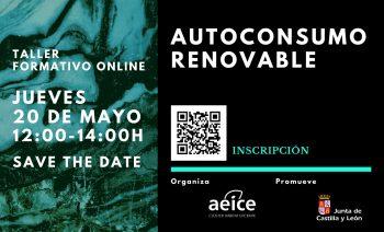 CYLSOLAR participa en el taller formativo sobre autoconsumo renovable de AEICE